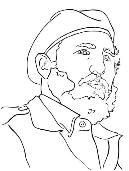 Fidel Castro por wallflower-studios